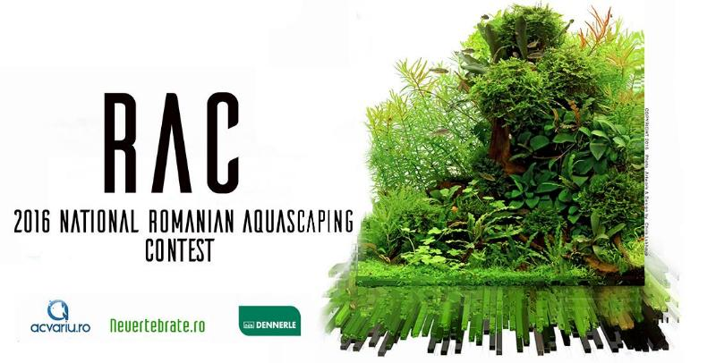 Romanian Aquascaping Contest 2016